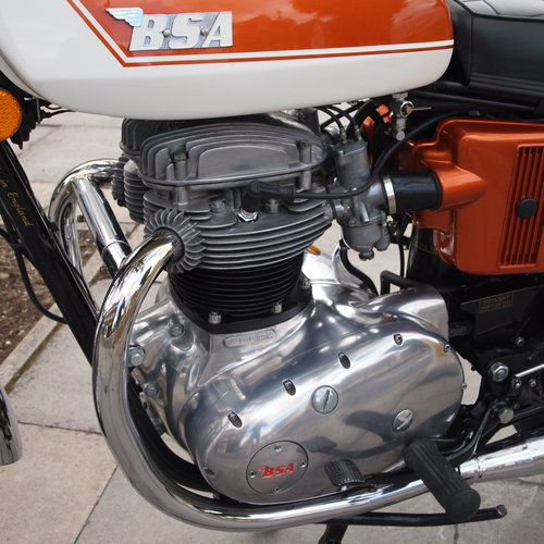 1972 BSA A65 Lightning. Probably The Nicest Ever. SOLD (picture 6 of 6)