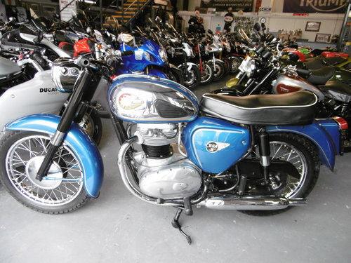 1963 BSA A65 Fantastic original condition . All correct  SOLD (picture 1 of 6)
