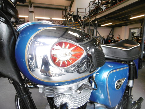1963 BSA A65 Fantastic original condition . All correct  SOLD (picture 2 of 6)