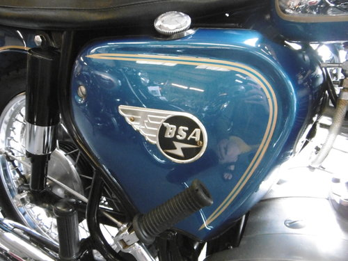 1963 BSA A65 Fantastic original condition . All correct  SOLD (picture 6 of 6)