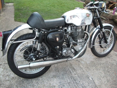 1959 BSA DBD34 For Sale (picture 1 of 6)