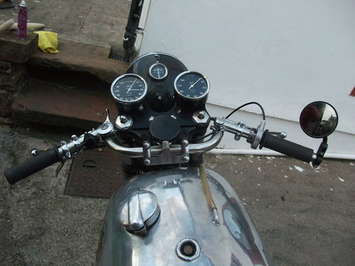 1959 BSA DBD34 For Sale (picture 4 of 6)