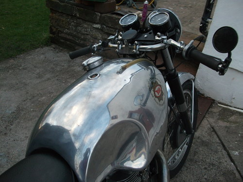 1959 BSA DBD34 For Sale (picture 5 of 6)