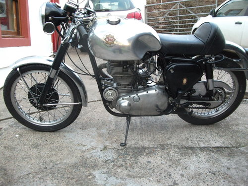 1959 BSA DBD34 For Sale (picture 6 of 6)