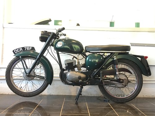 1968 BSA Bantam 175 Motorcycle For Sale (picture 1 of 6)
