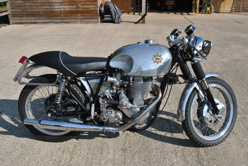 1960 BSA Gold Star Clubman 500  SOLD (picture 1 of 6)