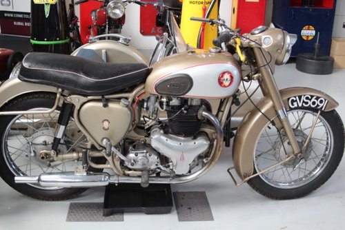 1959 BSA Gold Flash side car out-fit  For Sale (picture 4 of 4)