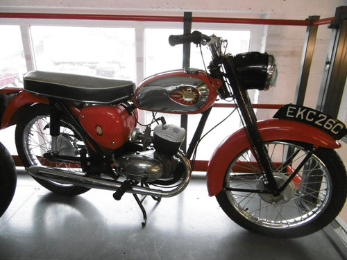 Bsa Batam 1965 4 speed Very smart  SOLD (picture 1 of 6)