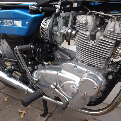 1971 BSA A75R 740cc Rocket 3 Trident. RESERVED FOR PHILIP. SOLD (picture 6 of 6)