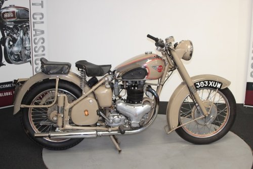 1951 BSA Gold Flash 650  For Sale (picture 1 of 6)