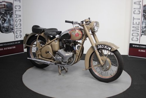 1951 BSA Gold Flash 650  For Sale (picture 2 of 6)