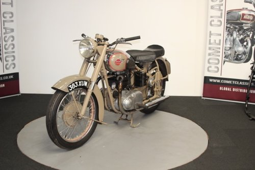 1951 BSA Gold Flash 650  For Sale (picture 3 of 6)