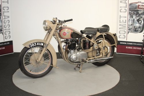1951 BSA Gold Flash 650  For Sale (picture 4 of 6)