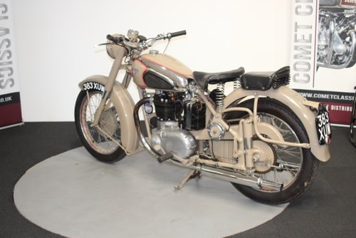 1951 BSA Gold Flash 650  For Sale (picture 5 of 6)