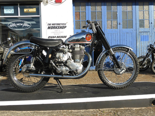 BSA Goldstar For Sale (picture 1 of 4)