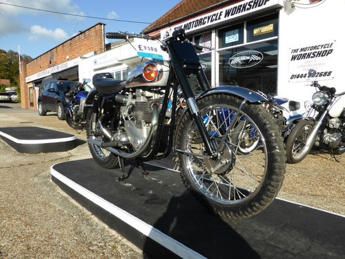 BSA Goldstar For Sale (picture 3 of 4)