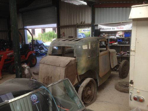 1933 BSA 10hp Peerless Coupe Project For Sale (picture 4 of 6)