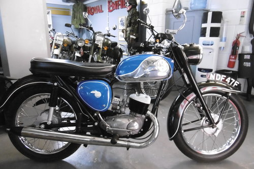1968 D14/4 Restored All correct SOLD (picture 1 of 6)