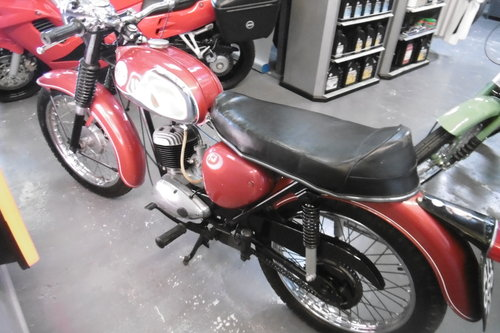 1969 BSA Bantam sport 175  correct and tidy  SOLD (picture 6 of 6)