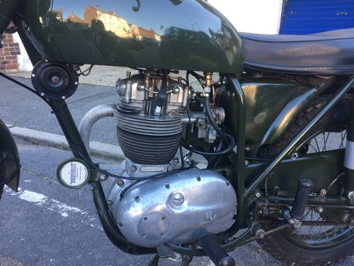 1967 BSA B40 WD SOLD (picture 6 of 6)