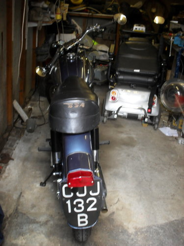 1964 Nice BSA B40  SOLD (picture 2 of 6)