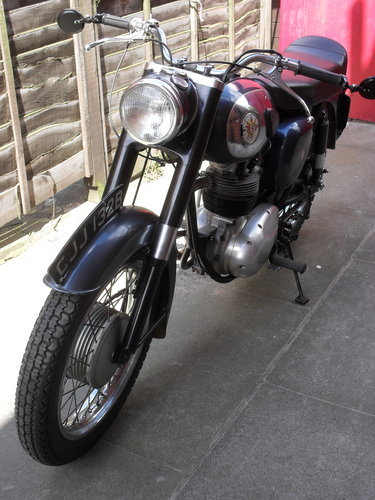 1964 Nice BSA B40  SOLD (picture 3 of 6)