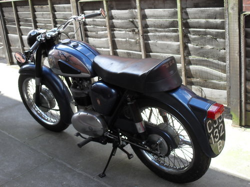 1964 Nice BSA B40  SOLD (picture 4 of 6)