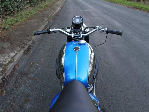 1968 Early BSA A65 Thunderbolt, Fully rebuilt to show standard For Sale (picture 5 of 6)