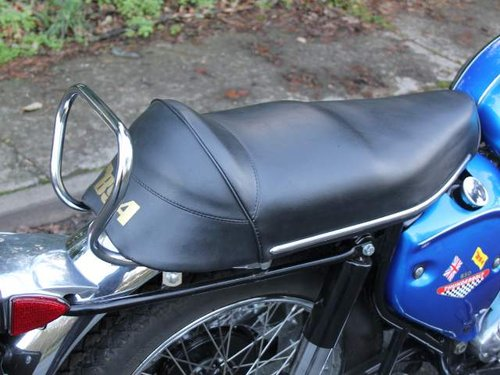 1968 Early BSA A65 Thunderbolt, Fully rebuilt to show standard For Sale (picture 6 of 6)
