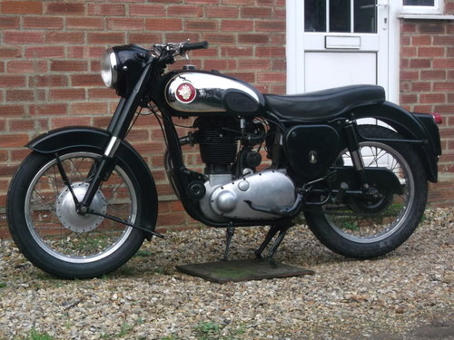 1957 BSA B31 350 For Sale (picture 1 of 6)
