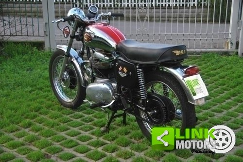 BSA A50 Star Twin 500cc - 1963 For Sale (picture 5 of 6)