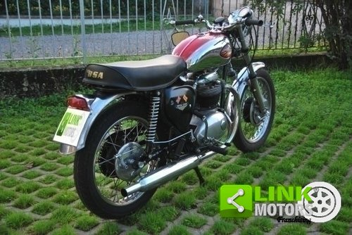 BSA A50 Star Twin 500cc - 1963 For Sale (picture 6 of 6)