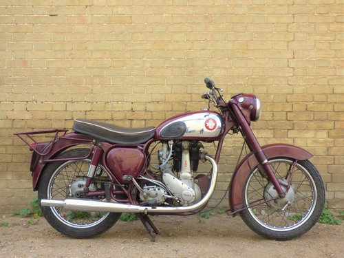 1956 BSA B31 350cc SOLD (picture 1 of 6)