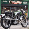 1938 BSA B24  O.H.V. With B25 350cc Competition Engine. For Sale