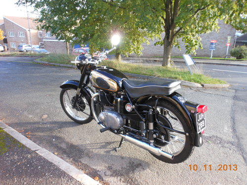 1954 BSA A10 Golden Flash For Sale (picture 2 of 6)