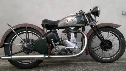 1942 BSA GRUPPO VELOX very rare SOLD (picture 4 of 6)