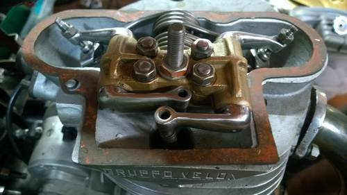 1942 BSA GRUPPO VELOX very rare SOLD (picture 5 of 6)