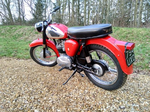 1963 BSA B40 350 cc SOLD (picture 2 of 6)