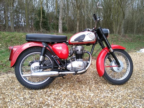 1963 BSA B40 350 cc SOLD (picture 4 of 6)