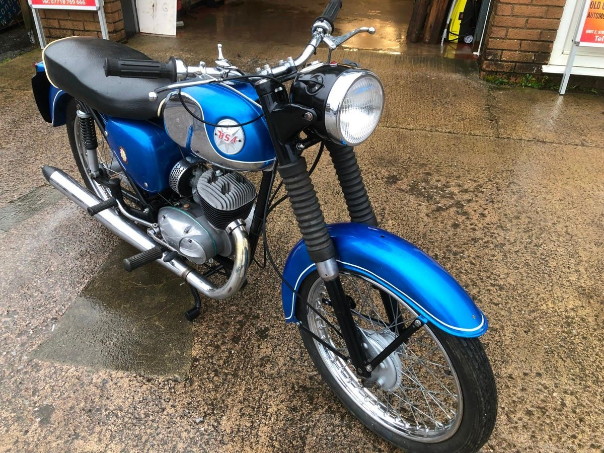 BSA BANTAM B175 MAUFACTURED 1970 For Sale (picture 6 of 6)