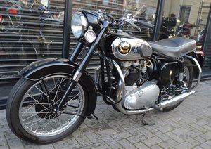 1955 BSA A10 650cc GOLDEN FLASH / GOLD FLASH