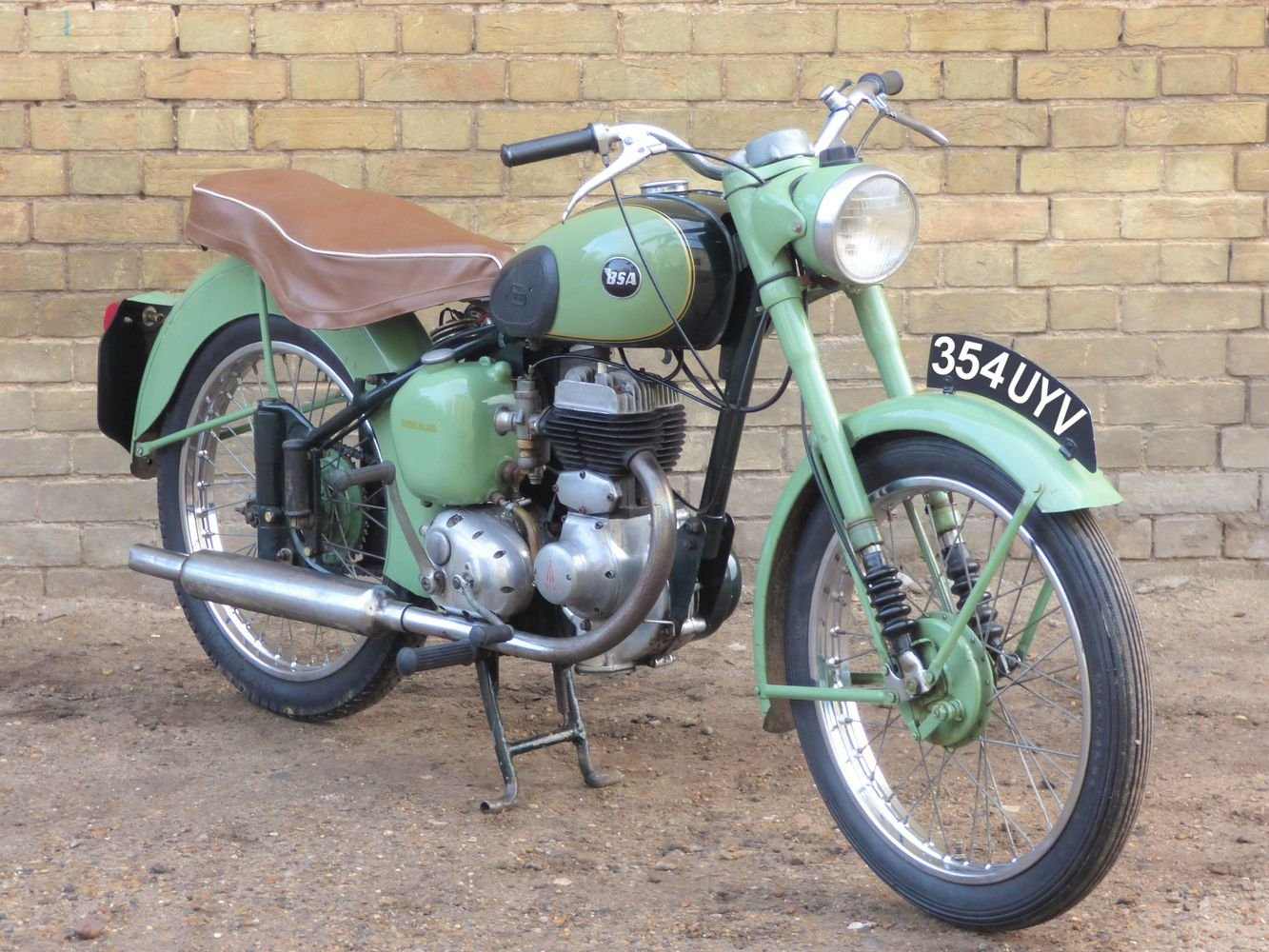1954 BSA C10L 250cc SOLD (picture 6 of 6)