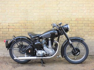 1951 BSA B31 350cc SOLD