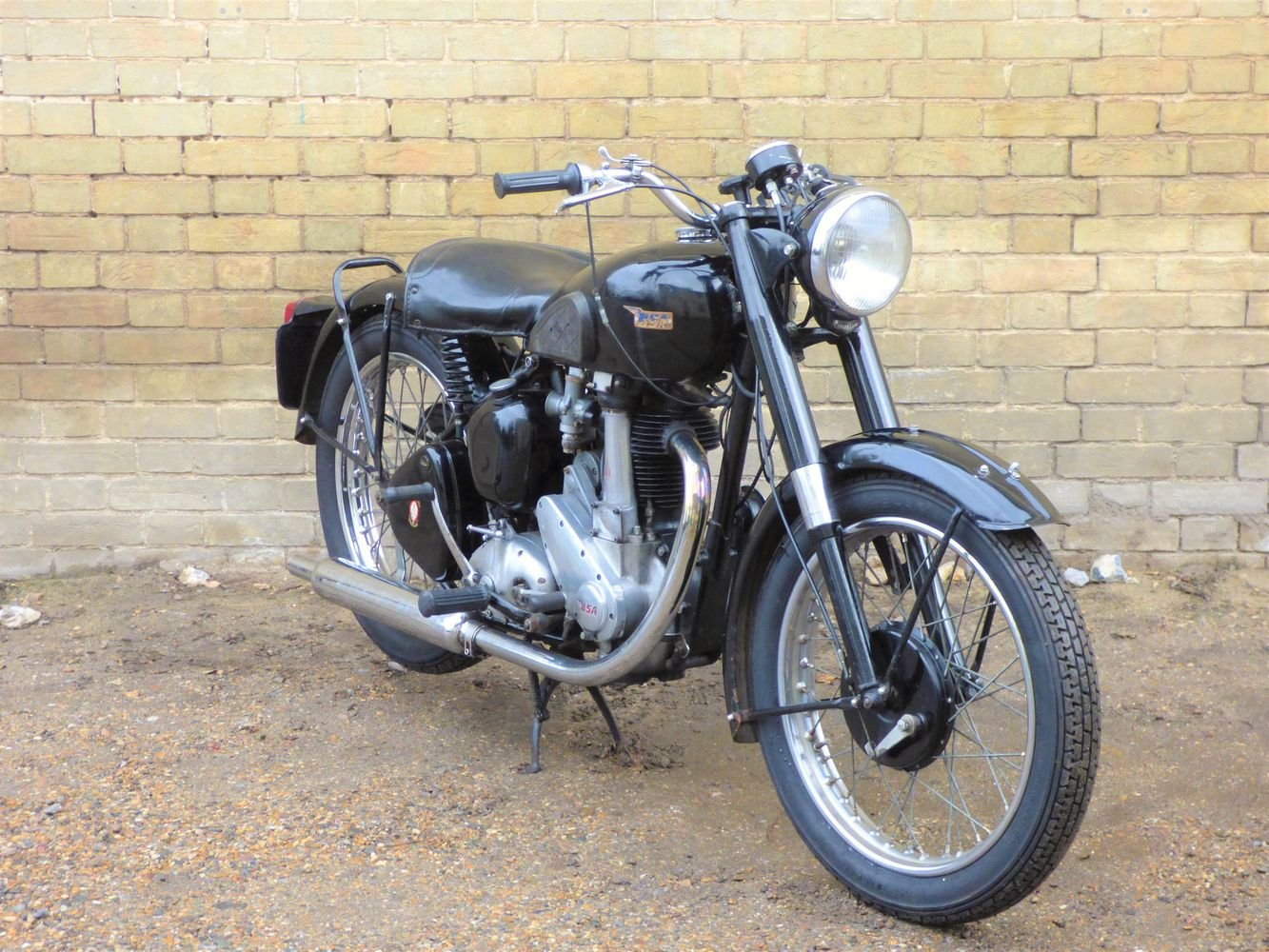 1951 BSA B31 350cc For Sale (picture 6 of 6)