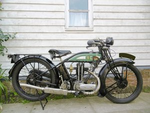 1927 BSA L27 OHV 350cc For Sale