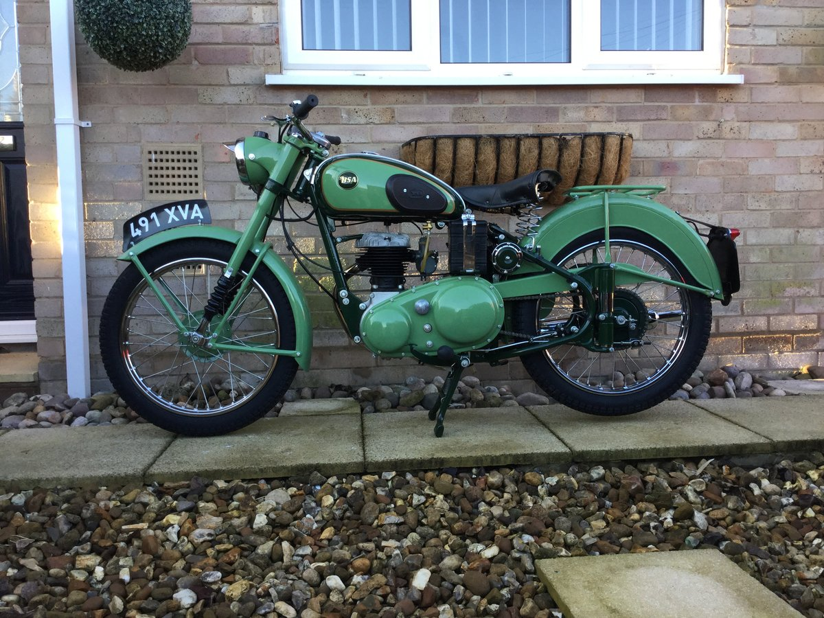 1955 BSA C10L SOLD (picture 2 of 6)