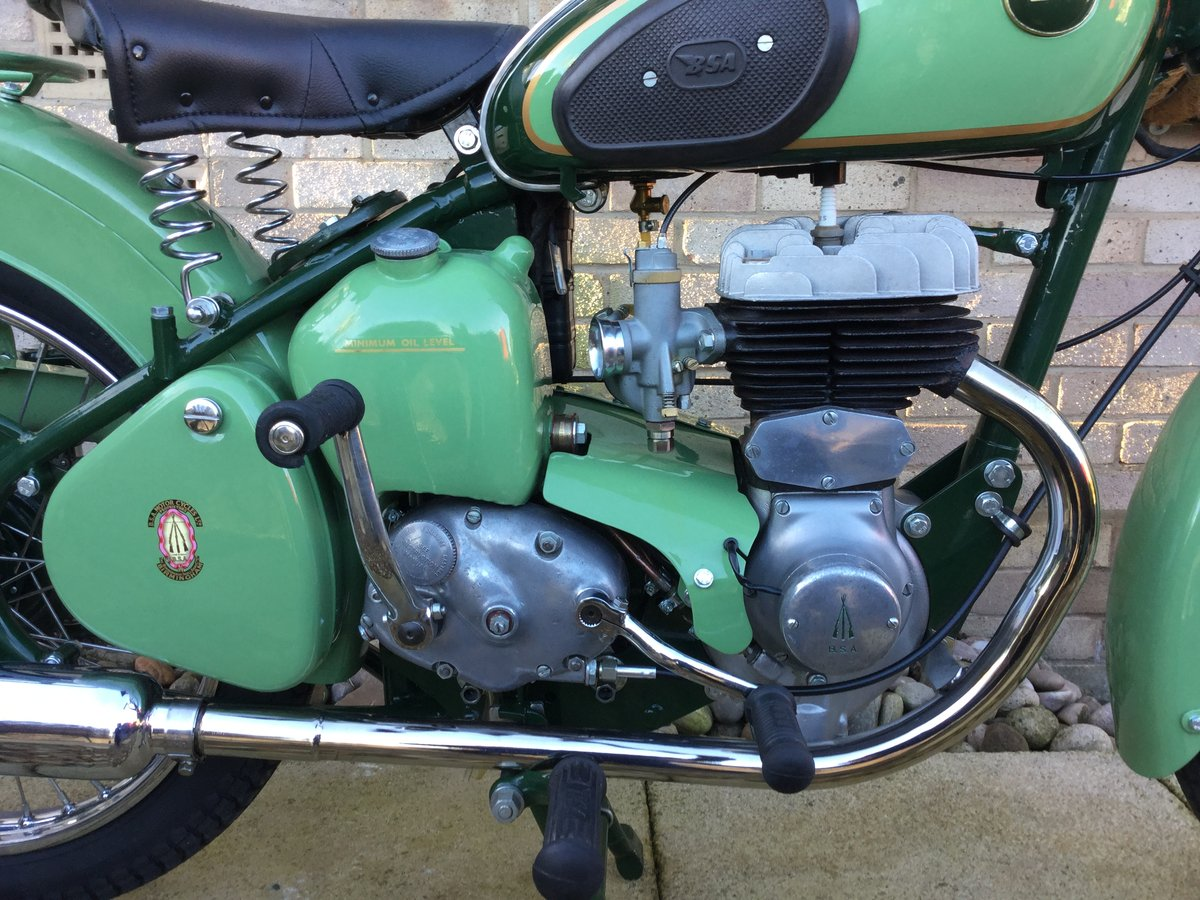 1955 BSA C10L SOLD (picture 3 of 6)