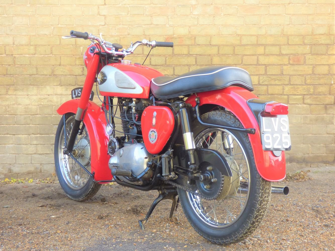 1957 BSA B31 350cc SOLD (picture 5 of 6)