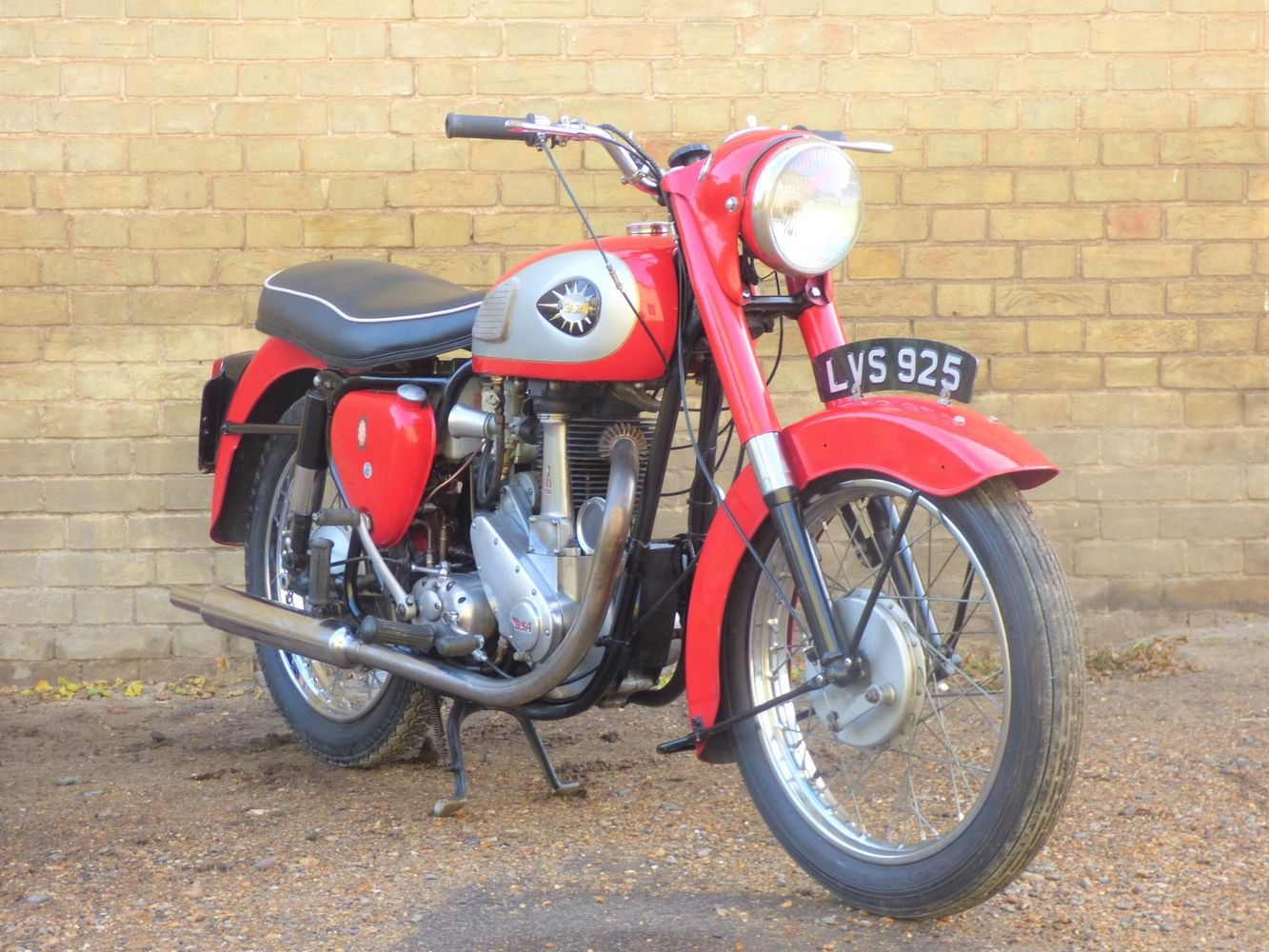 1957 BSA B31 350cc SOLD (picture 6 of 6)