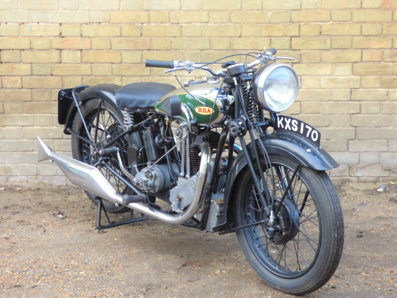 1934 BSA W7 500cc SOLD (picture 6 of 6)